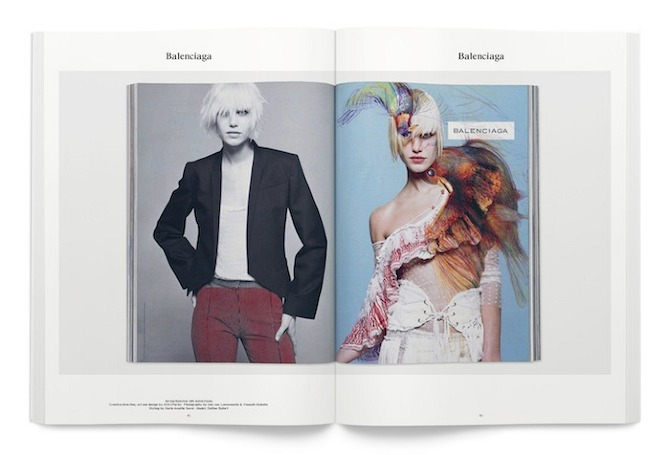 m%20to%20m balenciaga M to M of M/M (Paris) by Thames & Hudson in THISISPAPER MAGAZINE