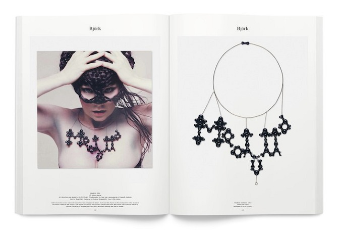 m%20to%20m bjork M to M of M/M (Paris) by Thames & Hudson in THISISPAPER MAGAZINE